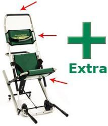 ESCAPE-CARRY CHAIR® ST MIT EXTRAPAKET
