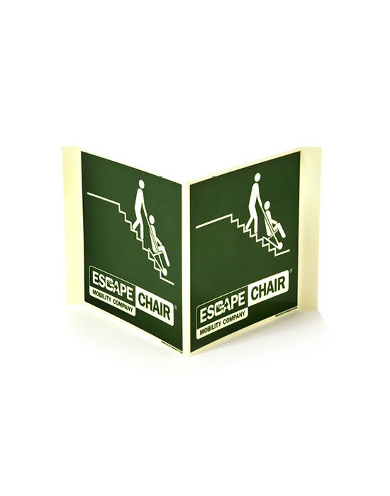 PICTOGRAM ESCAPE-CHAIR® - PANORAMA