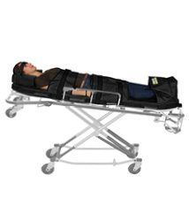 ESCAPE-MATTRESS® STRETCHER (BLACK)