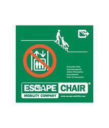 PICTOGRAMME ESCAPE-CHAIR®
