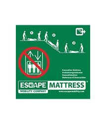 PICTOGRAM ESCAPE-MATTRESS®