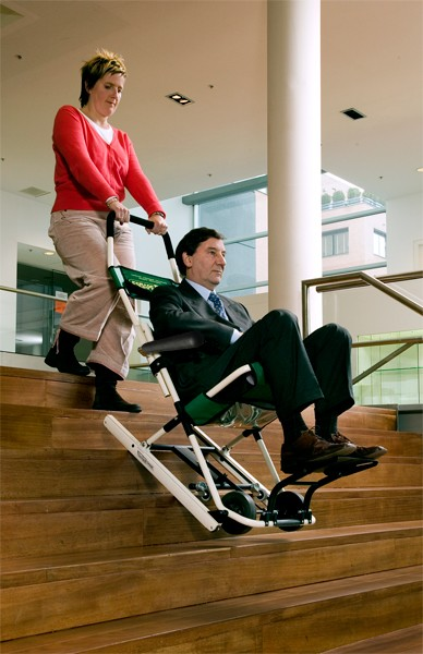 Escape-Chair evac chair evakuierungsstuhl