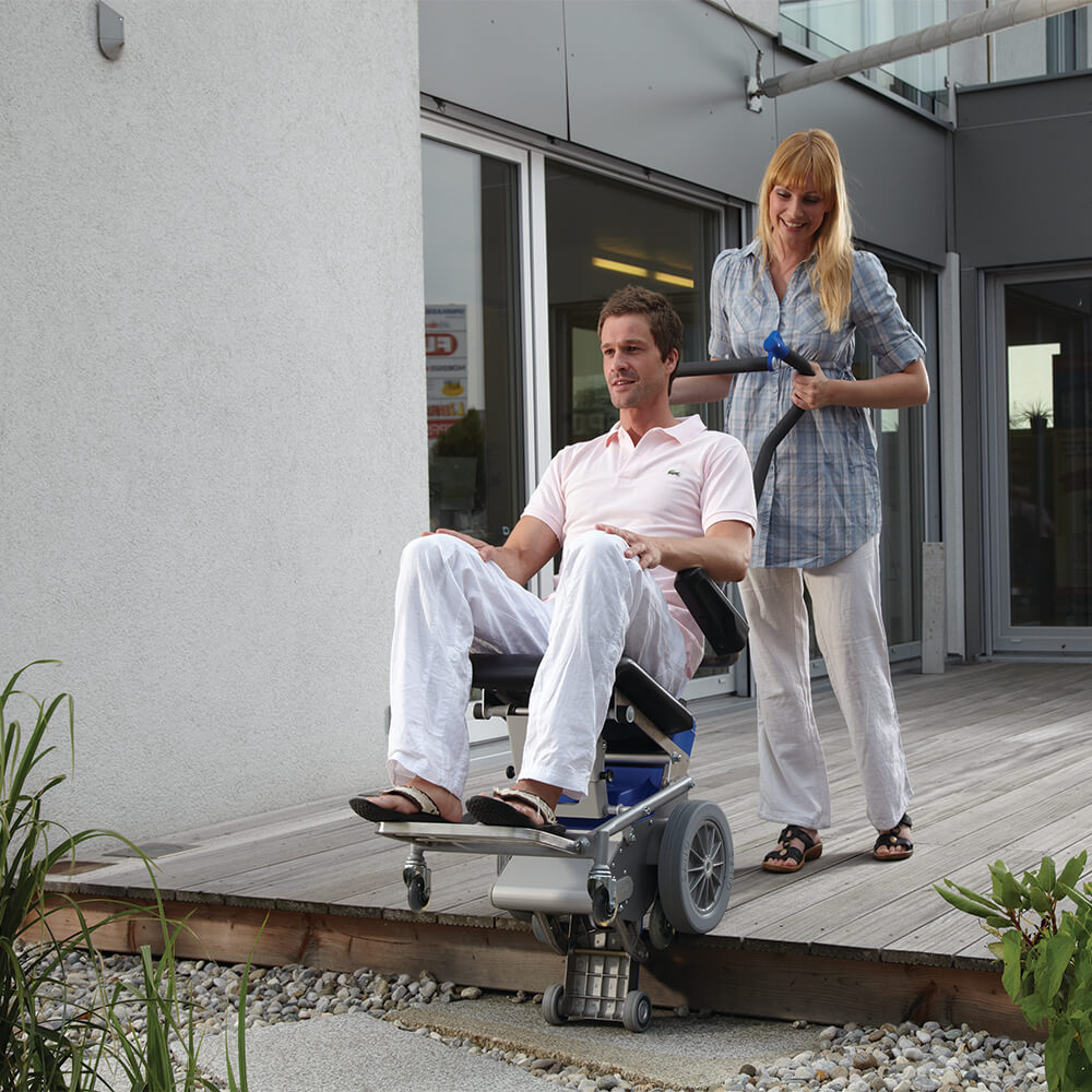 Liftkar monte-escalier escape mobility company