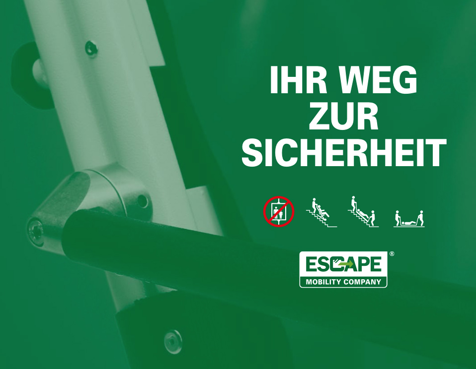 broschüre escape mobility company