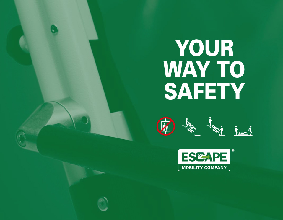 escape mobility company brochure