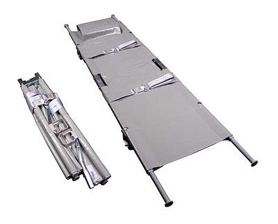 Stretcher 0350 mit 4 Gleitfüßen 1 x klappbar