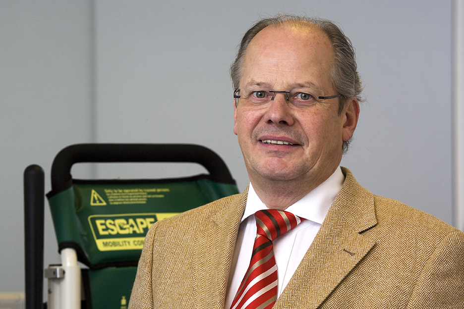 Mr. van leeuwen, escape mobility company