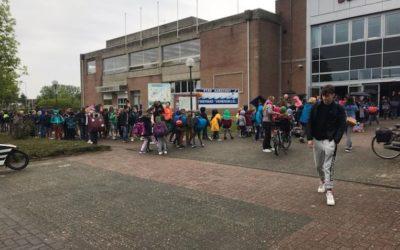 20.000 leerlingen geëvacuaeerd in Vlaanderen