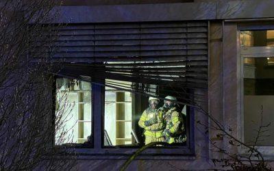 Bergisch Gladbach: Brand in Krankenhaus-Zimmer